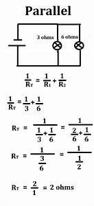 Equivalent Resistor Formula