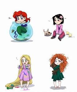 Cute Baby disney characters | Disney Princess Posh ...