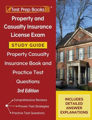 Study paul kim's property & casualty insurance license exam flashcards now! Property and Casualty Insurance License Exam Study Guide: Property Casualty Insurance Book and ...