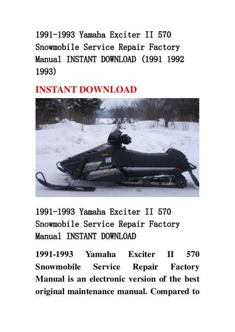 1991 dodge d250 service repair manual software servicemanualsrepair 1991 1993 yamaha exciter ii 570 snowmobile service repair factory man