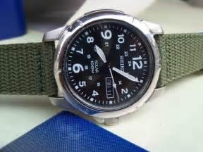 Seiko Solar Military Watches