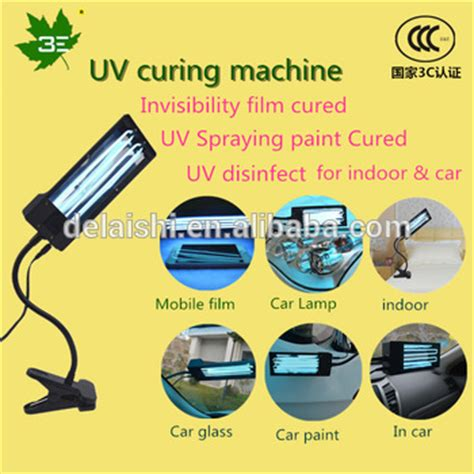 automotive uv curing l uv curing machine spray paint cured machine for car and