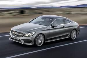 Mercedes Classe C 4 : francfort 2015 nouvelle mercedes classe c coupe ~ Maxctalentgroup.com Avis de Voitures