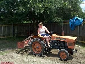 Tractordata Com Kubota L1500 Tractor Photos Information