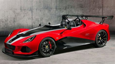 lotus unveils its fastest sports car yet