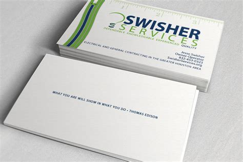 Electrical Home Design Ideas by 11 Electrical Business Card Design Ideas Images
