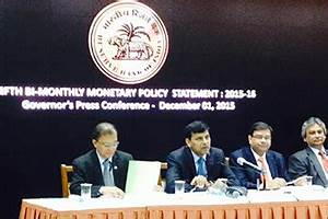 Fifth Bi-monthly Monetary Policy Statement, 2015-16 by Dr ...