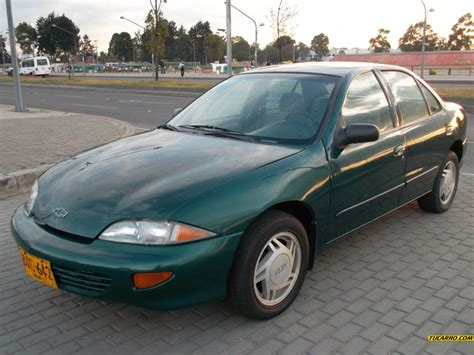Chevrolet Cavalier Information And Photos Momentcar