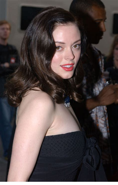 rose mcgowan  citizen rose video