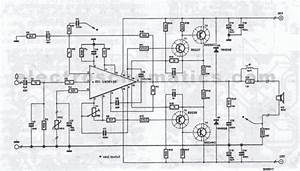 Lm391 Guitar Amplifier Circuit
