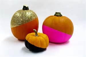 Colorful Painted Pumpkin Ideas