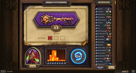 Best Arena Decks?  The Arena  Hearthstone Game Modes
