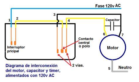 electro reparaciones lmc fallas y posibles soluciones de un timer de lavado en lavadora de dos