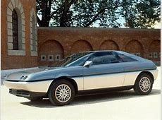 Concept cars Audi 1973 1993 All evolution and