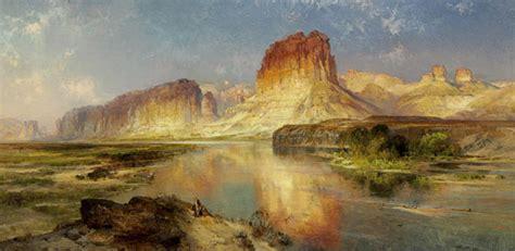 Western Landscape Paintings