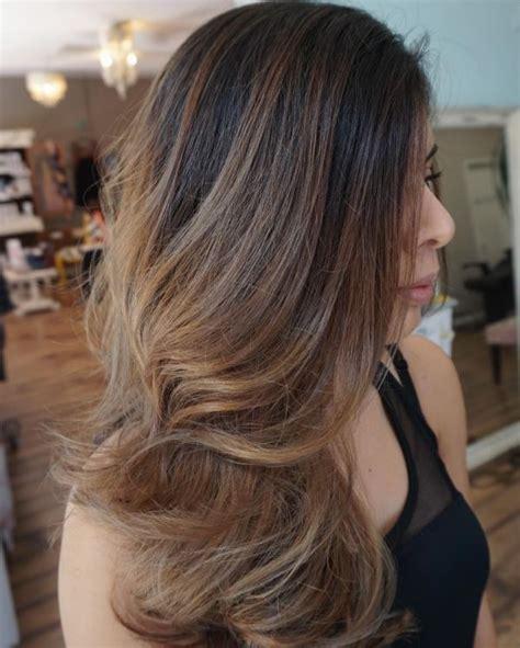 braune haare mit blonden strähnen bilder langhaarfrisuren braune haare hochzeitsdekoration ideen binarybrokers club