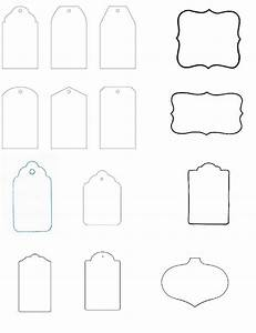 Free Printable Blank Gift Tags - ClipArt Best