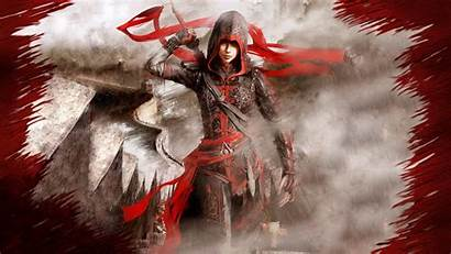 Creed Assassin Chronicles Fantasy Fighting Warrior Martial