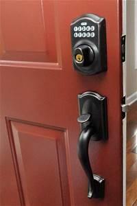Front Door Keypads  Schlage Vs  Kwikset