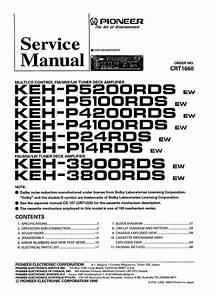 Pioneer Kehp5200rds Ew