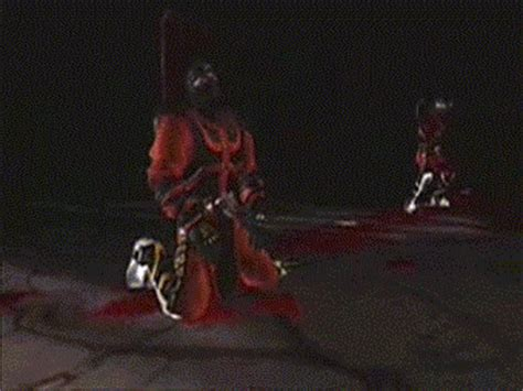 ermac mortal frustrated mortal kombat gif find on giphy
