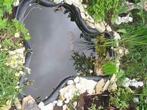 Kleine Gartenteiche Beispiele : teichumrandung mein sch ner garten forum ~ Whattoseeinmadrid.com Haus und Dekorationen