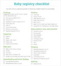 Walmart Baby Shower Registry Image