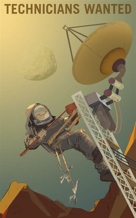 nasa released mars explorers wanted posters promoting