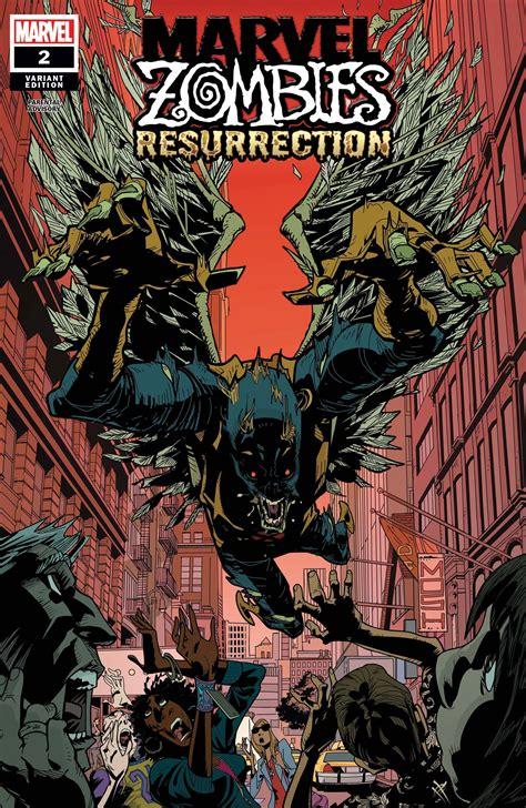 Marvel Zombies: Resurrection #2 (Scott Cover)   Fresh Comics