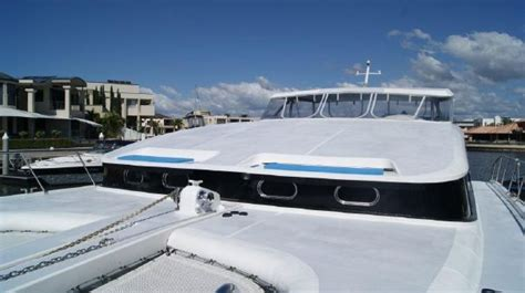 Boat Brokers Gold Coast Qld by 2011 Crusader 57 Catamaran Power Boat For Sale Www