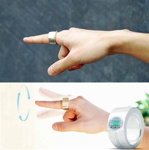 This Bluetooth Ring Is Like A Magic Wand On Your Finger