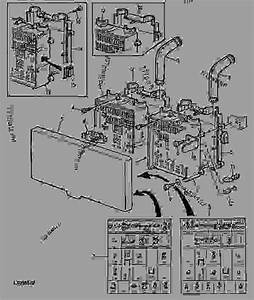 32 John Deere 6400 Fuse Box Diagram