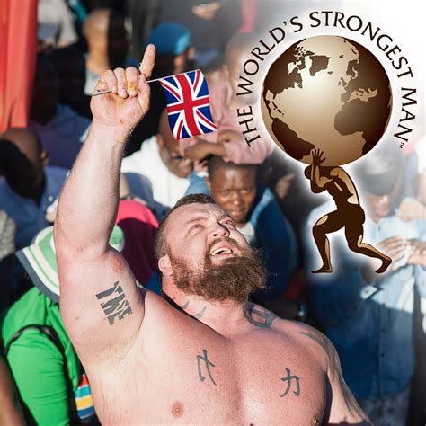 Eddie Hall brings World's Strongest Man title back to ...