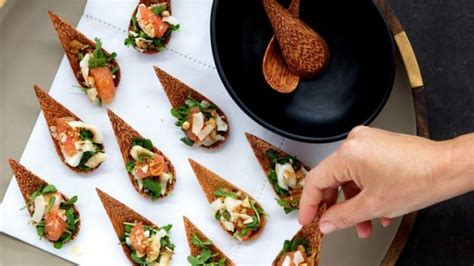 spoon canapes recipes canape recipes