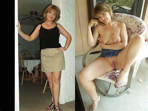 milf and mature before after cunts dressed and undressed motherless