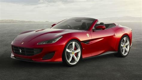 Cars Revealed 2018 Ferrari Portofino Replaces California