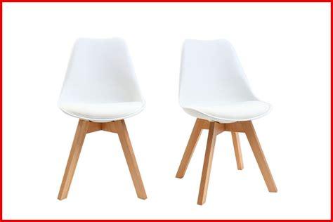 chaise et blanche nouveau chaise design blanche et bois collection de chaise