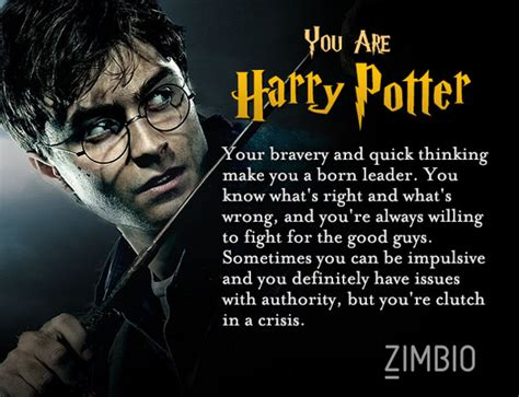 Which Hp Character Are Youquiz  Pottermore Fan Forum