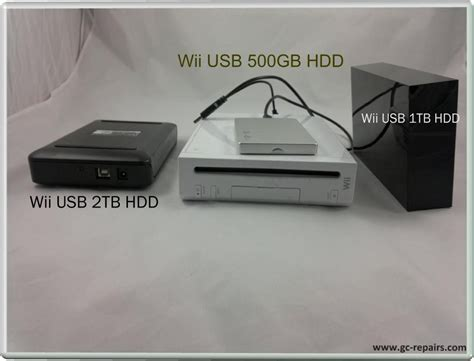 Modification Wii by Nintendo Wii Soft Modification With Wii Usb Drive