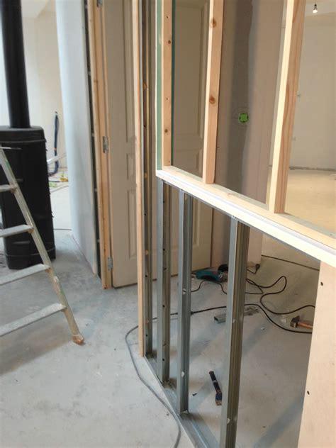 fabriquer une cuisine en bois formidable comment fabriquer une verriere d interieur 1