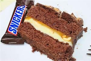 Geburtstagskuchen Selber Machen snickers kuchen selber