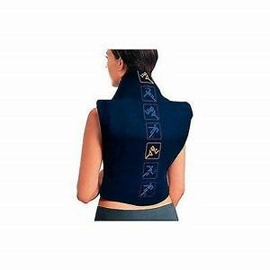 Heizkissen Nacken Rücken Schulter : bosch pfp5030 heizweste heizkissen f r nacken u r cken anpassbar und elastisch picclick de ~ Watch28wear.com Haus und Dekorationen