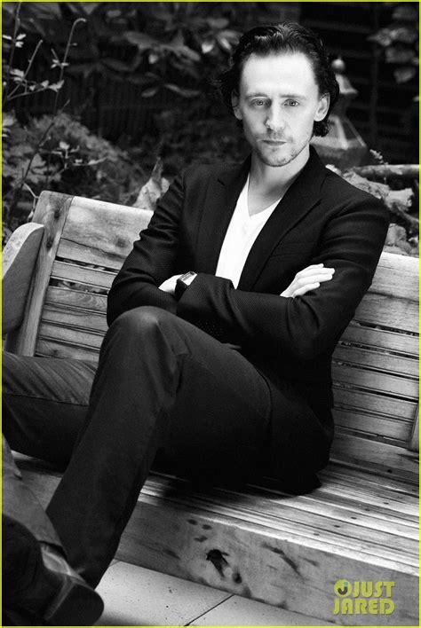 tom hiddleston interview exclusive photo