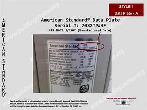 American Standard Hvac Age
