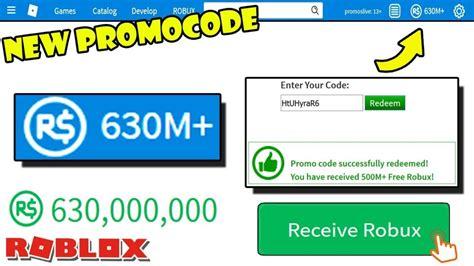 redeem roblox promo codes