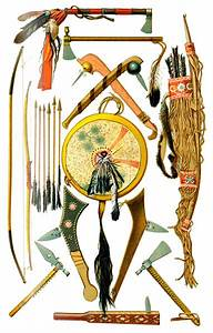 Native American Weapons, Bows Archery, Cherokee Indian ...
