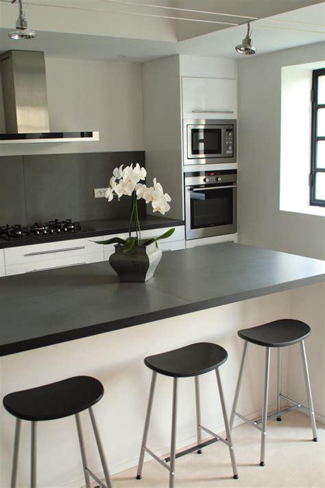 comptoir cuisine stratifié les surfaces de comptoir de cuisine