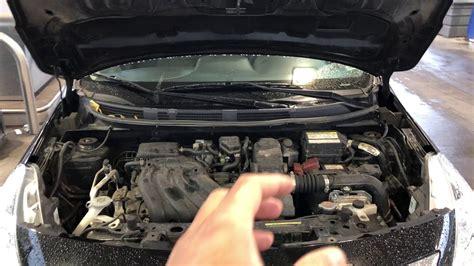 Fuse Location Nissan Versa Youtube