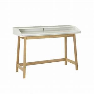 Bureau Design Scandinave : bureau st james design scandinave de woodman ~ Teatrodelosmanantiales.com Idées de Décoration