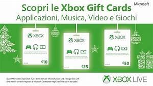 Combien Coute La Xbox One : xbox gift cards microsoft presenta le carte regalo per natale ~ Maxctalentgroup.com Avis de Voitures